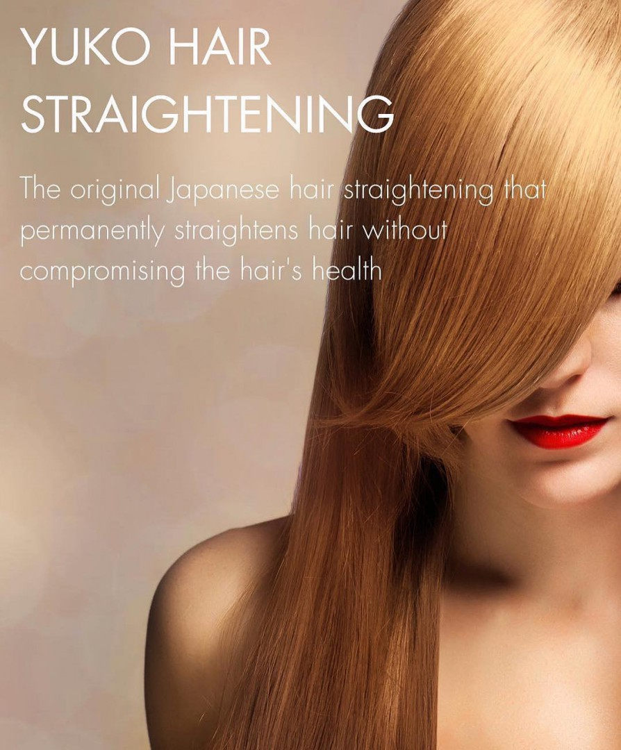 Japanse straight / Japanese straightening